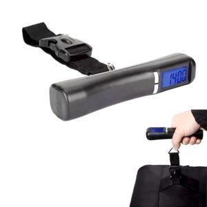 Balanza digital equipaje